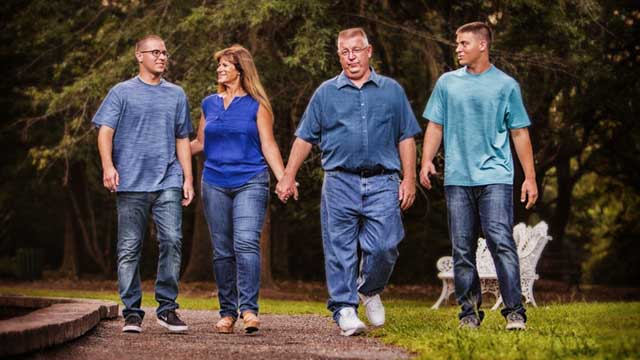 Mynes Family Portraits